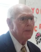 Photograph of Yokefellow Prison Ministry Board Member David Canady